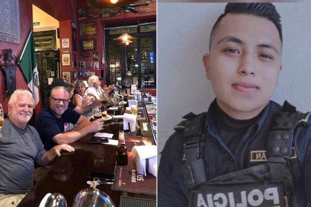 Comunidad internacional radicada en Mérida se solidariza con la familia del joven policía asesinado