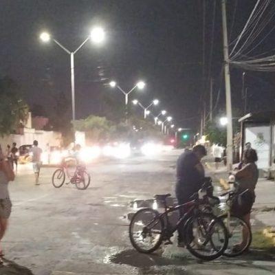 Denuncian que técnicos de la CFE cobran 'cuota' para restablecer la luz tras la tormenta Grace