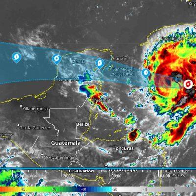 CFE moviliza a mil 200 trabajadores para atender emergencia por el huracán Grace