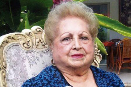 Obituario: Mireya Margarita Escoffié Solís