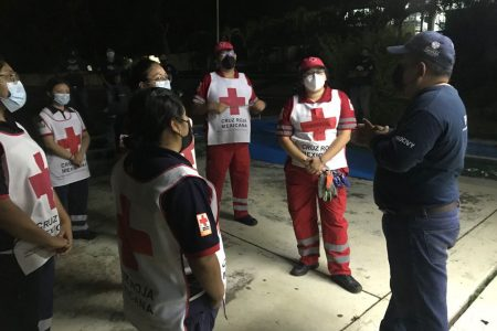 Cruz Roja ya se encuentra en la zona de desastre por el huracán Grace