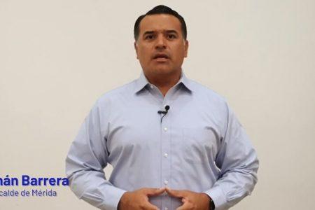 Renán Barrera reitera su disposición de apoyar a la madre de José Eduardo a esclarecer el caso
