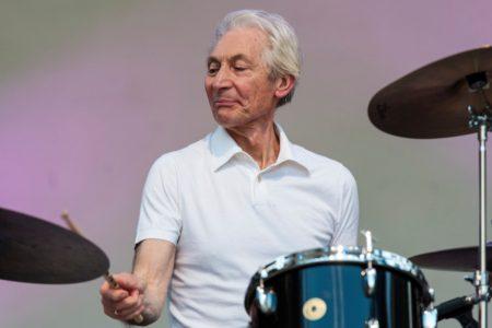 Muere a los 80 años Charlie Watts, baterista de los Rolling Stones