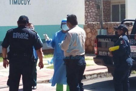 Paciente llegó a la clínica de Timucuy con enfermedad descontrolada: IMSS Yucatán