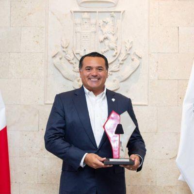 Reconocimiento nacional a la nutrida participación ciudadana de Mérida