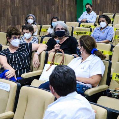 Gobierno del Estado presenta protocolo de regreso seguro a clases a 100% de instituciones privadas