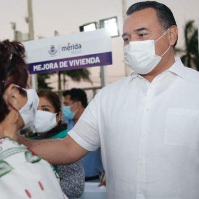 Mérida la hacemos todos: Renán Barrera
