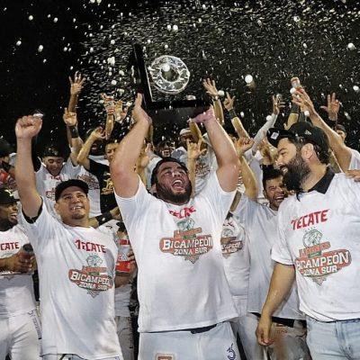 Los Leones lograron su séptimo título del Sur y esperan llegar a cinco coronas en la Liga Mexicana