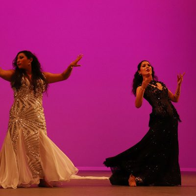 Danzas árabes llegan a la virtualidad en Cultura en Línea