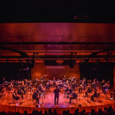Suena México en el Palacio de la Música