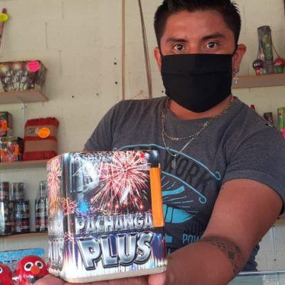 Ya se siente el fin de año: abre sus puertas la Feria de la Pirotecnia de Yucatán, en Conkal