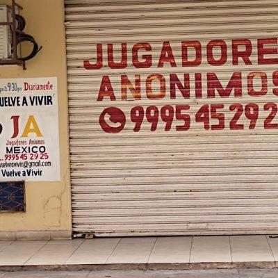 El dos por ciento de los yucatecos podrían padecer ludopatía