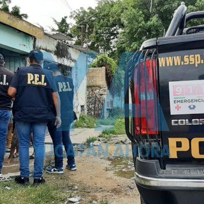 Le pega dos tiros a su amigo, durante una borrachera en el centro de Mérida