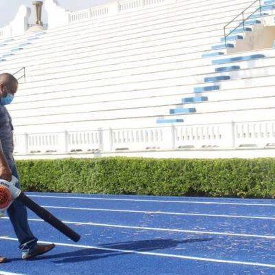 El Estadio Salvador Alvarado y otras instalaciones deportivas reabren sus puertas mañana