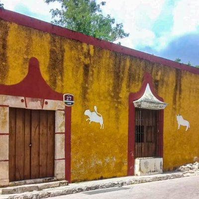 Izamal contará con museo: el ayuntamiento entrega una casona al INAH
