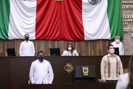 Mauricio Vila pide a los nuevos diputados que impulsen empleos, salud, seguridad y educación