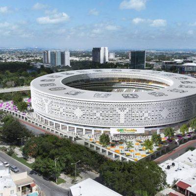 Constructores ven con buenos ojos el Estadio Sostenible de Yucatán