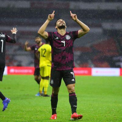 Henry Martín le da la primera victoria a México 2-1 ante Jamaica, rumbo al Mundial Qatar 2022