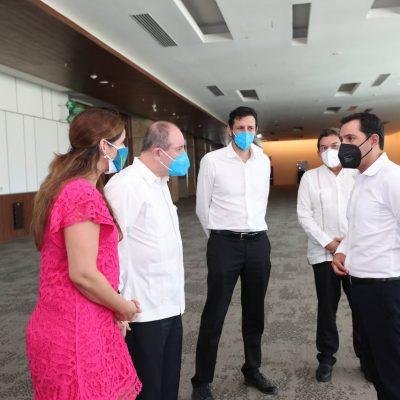El Gobierno de Yucatán y Unicef unen esfuerzos para la nutrición integral de niños y adolescentes yucatecos