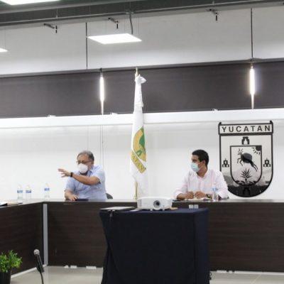 Definen modificaciones al Plan de Mejora a la Movilidad Urbana en el Centro Histórico de Mérida