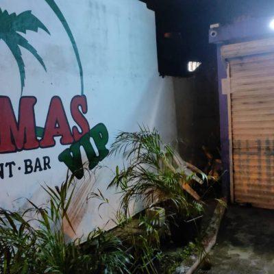 Clausuran el restaurante Las Palmas VIP y el bar Césars