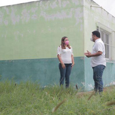 El alcalde Edwin Bojórquez se compromete a rehabilitar los Centros Comunitarios de Kanasín
