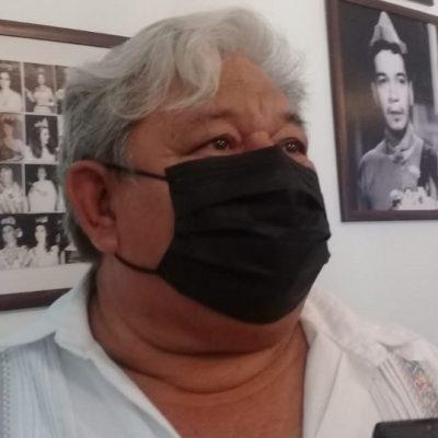Transportistas piden que los dejen trabajar o detendrán obras del Tren Maya