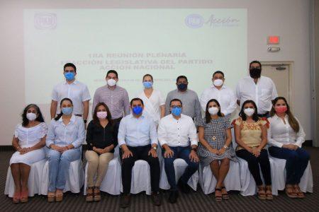 El PAN presenta su agenda legislativa en Yucatán