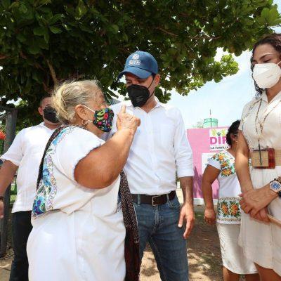 Inaugura el Gobernador Mauricio Vila el Centro Regional de Atención a las Mujeres de Tecoh