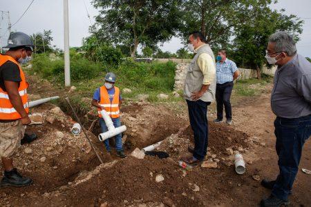 Mérida, cada vez más cerca de alcanzar el rezago cero, asegura el alcalde Renán Barrera