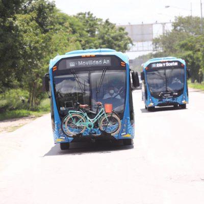 Ruta periférica 'Va y Ven' conectará a 120 colonias y 104 rutas de transporte urbano en Mérida