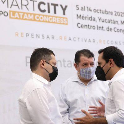 Por segunda vez, Yucatán será sede del Smart City Expo LATAM Congress
