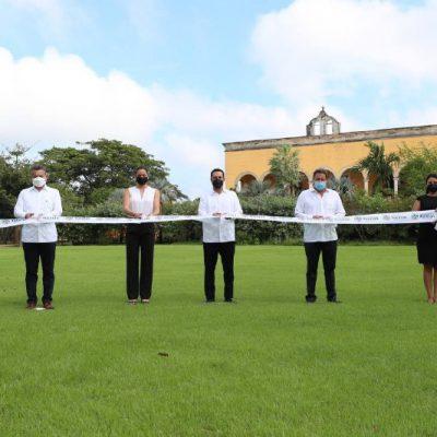 Una hacienda con más de 336 años, la nueva joya turística de Yucatán