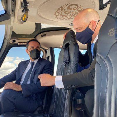 Yucatán tendrá la primera escuela de pilotos de helicópteros en América Latina