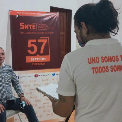 Profesores yucatecos comparten sus experiencia sobre la educación en línea por la pandemia