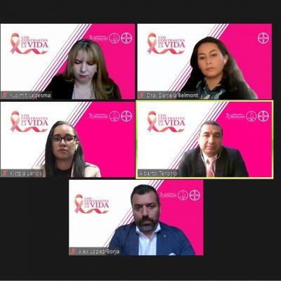 Imparable el cáncer de mama en México