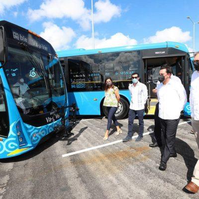 Autobuses de la ruta Periférico Va y Ven pasarán cada 15 minutos