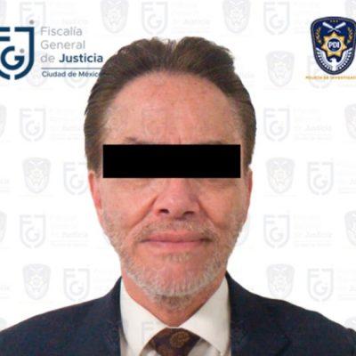 Detienen al empresario Alejandro del Valle, accionista mayor de Interjet