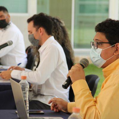 Que las juventudes se acerquen a la transparencia es fundamental: Inaip Yucatán