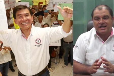 De nuevo 'Billy' Fernández trata de expulsar a su ex contrincante Jorge 'Chino' Zapata