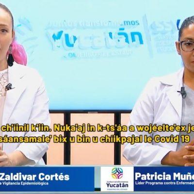 Covid-19 acaba con la vida de un niño de cuatro años y un adulto de 101 en Yucatán
