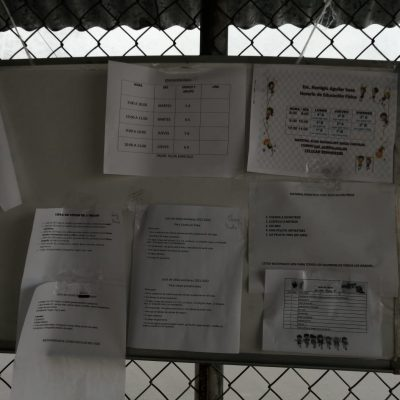 Reportan cierre de salones por presuntos casos de Covid-19 en escuelas públicas de Yucatán