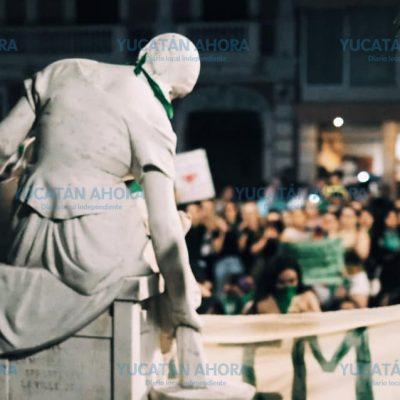 Convocan a la marcha 28S en el Monumento a la Madre