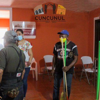 Cuncunul, segundo lugar en morbilidad de Covid-19; ya desbancó a Valladolid
