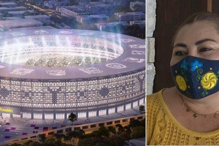 Vecinos de colonias y comisarías del norte de Mérida ven con buenos ojos el Estadio Sostenible de Yucatán