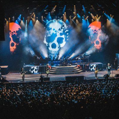Guns N' Rose reprograma concierto en Mérida: será en 2022