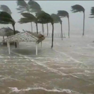 México ha sido impactado por 270 ciclones tropicales en los últimos 50 años