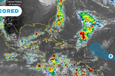 Llega el otoño con mayor amenaza ciclónica en la Península de Yucatán