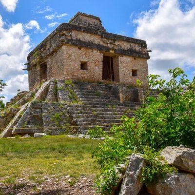 Crece 44% el turismo arqueológico en Yucatán