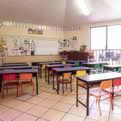 Suspenden actividades escolares de tipo presencial en dos colegios particulares, por casos de Covid-19